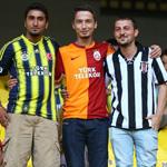 Beşiktaş, Fenerbahçe ve Chelsea, Soma'ya yardım maçında bir araya geldi.