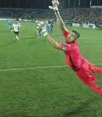 Ayakta alkışlanacak gol